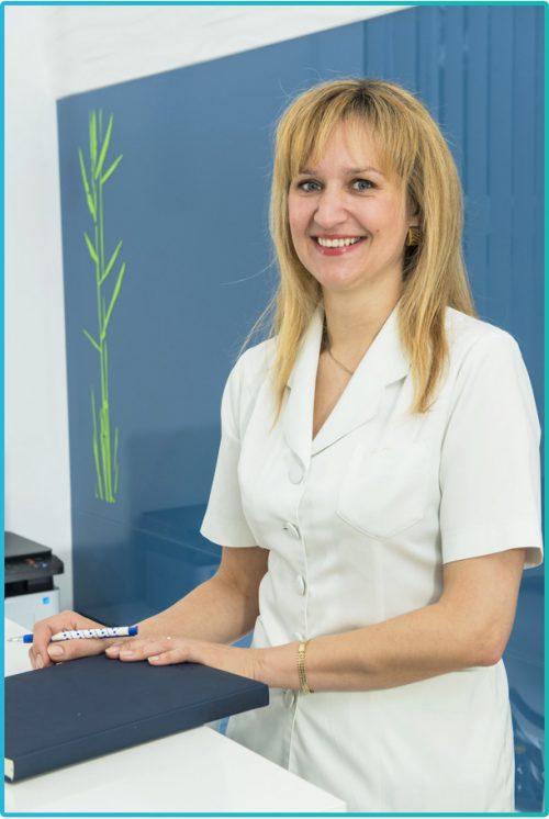 Dentysta Agnieszka Tobiasz-Śmigielska